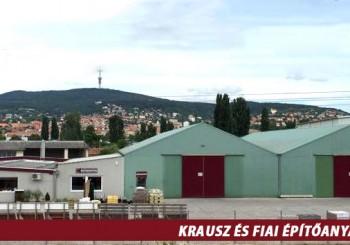 Krausz és fiai építőanyag kereskedés - Pécs