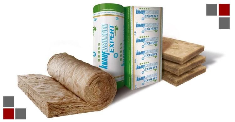 Knauf Insulation hőszigetelő anyag