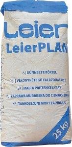 LeierPLAN vékonyrétegű falazóhabarcs