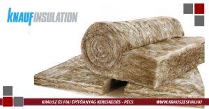 Knauf Insulation hőszigetelő anyagok
