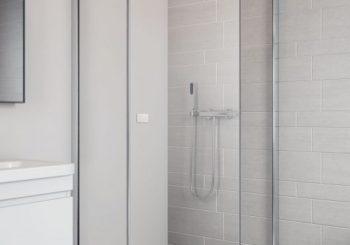 Ötszögletű Radaway Essenza New zuhanykabin