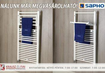 ÚJDONSÁG – STYLO fürdőszobai radiátor