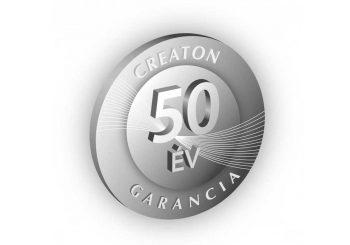 50 év garancia