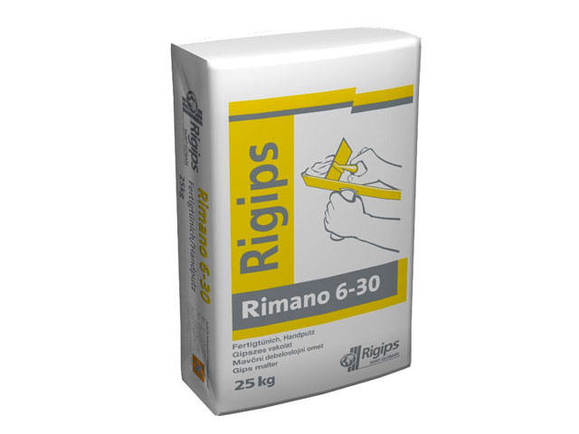 Rigips Rimano 6-30 mm