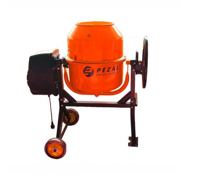 Pezal betonkeverő gép - PBZ141B-650W
