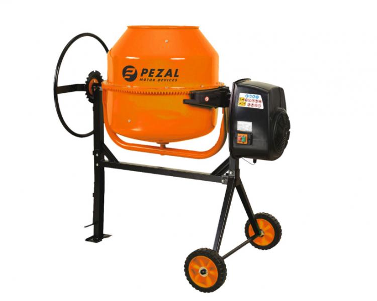 Pezal betonkeverő gép - PBZ181B-1050W