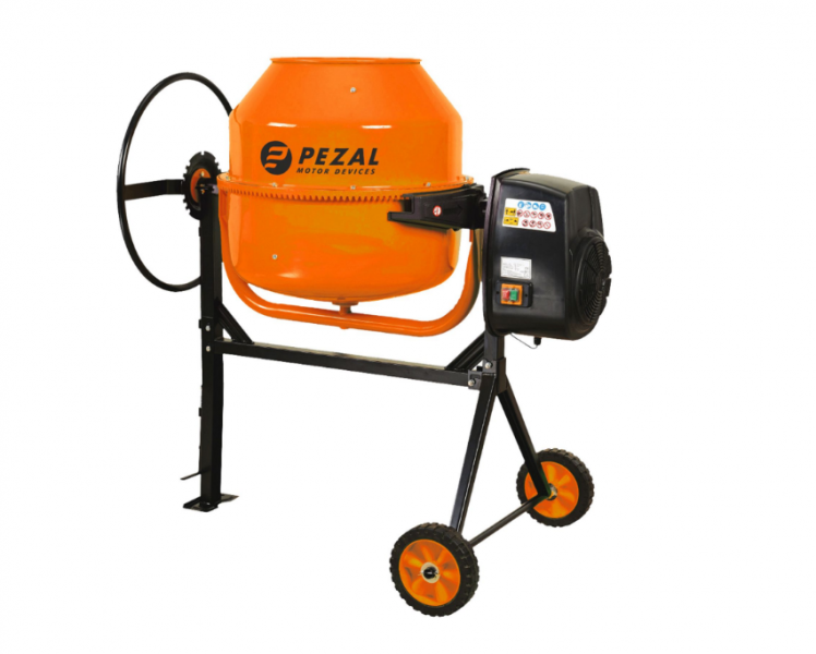 Pezal betonkeverő gép - PBZ260B-1150W